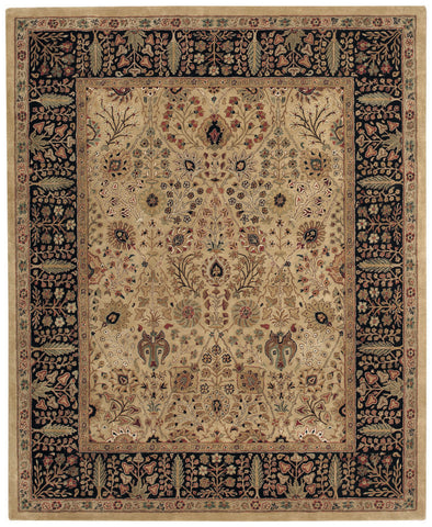 Capel Forest Park Persian Cedars 9292 Dark Beige 730 Area Rug main image