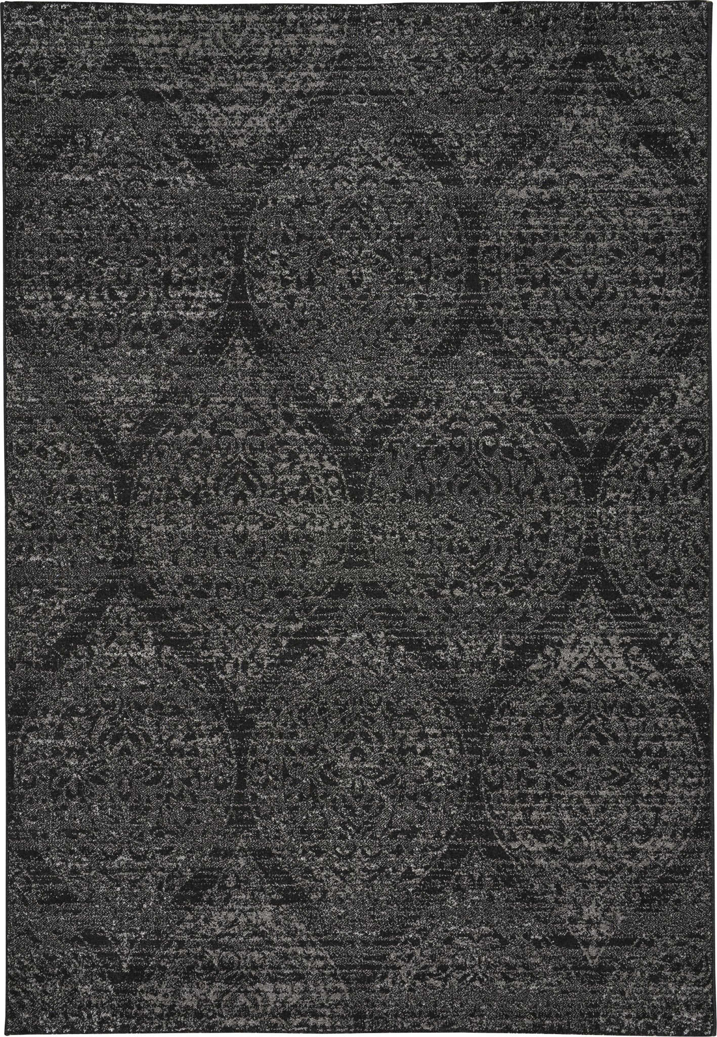 Capel Channel 4742 Ebony Ash Area Rug main image