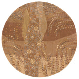 Momeni New Wave NW-01 Willow Beige Area Rug