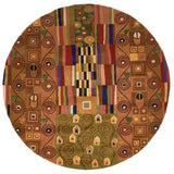Momeni New Wave NW-02 Multi Hand Tufted Area Rug