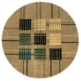 Momeni New Wave NW-48 Sand Hand Tufted Area Rug