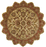 Surya Ancient Treasures A-111 Gold Area Rug 8' Star