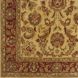 Surya Ancient Treasures A-111 Gold Area Rug Sample Swatch