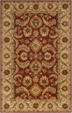 Surya Ancient Treasures A-147 Burgundy Area Rug 5' X 8'