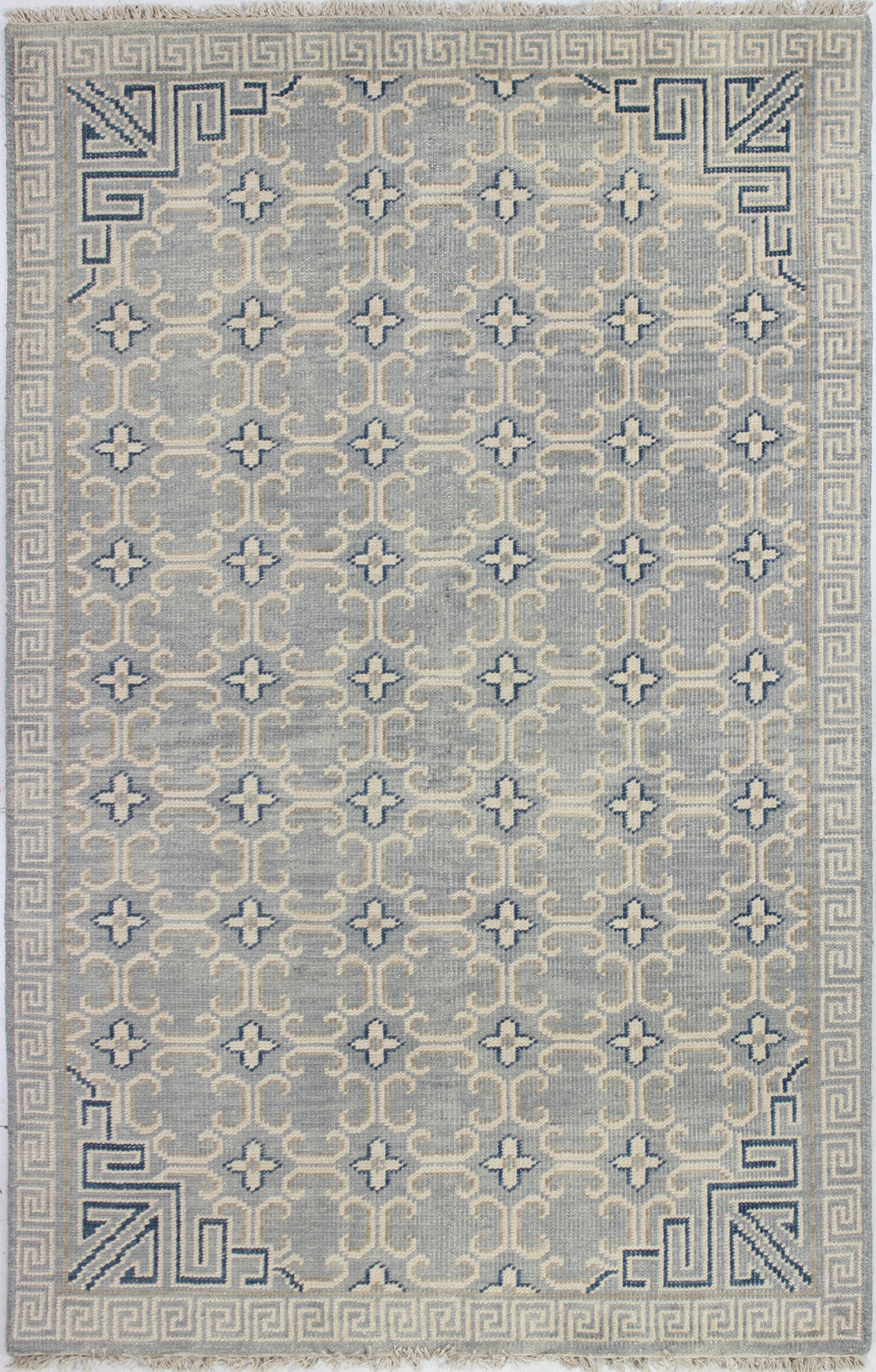 Bashian Artifact A154-AR106 Grey Area Rug