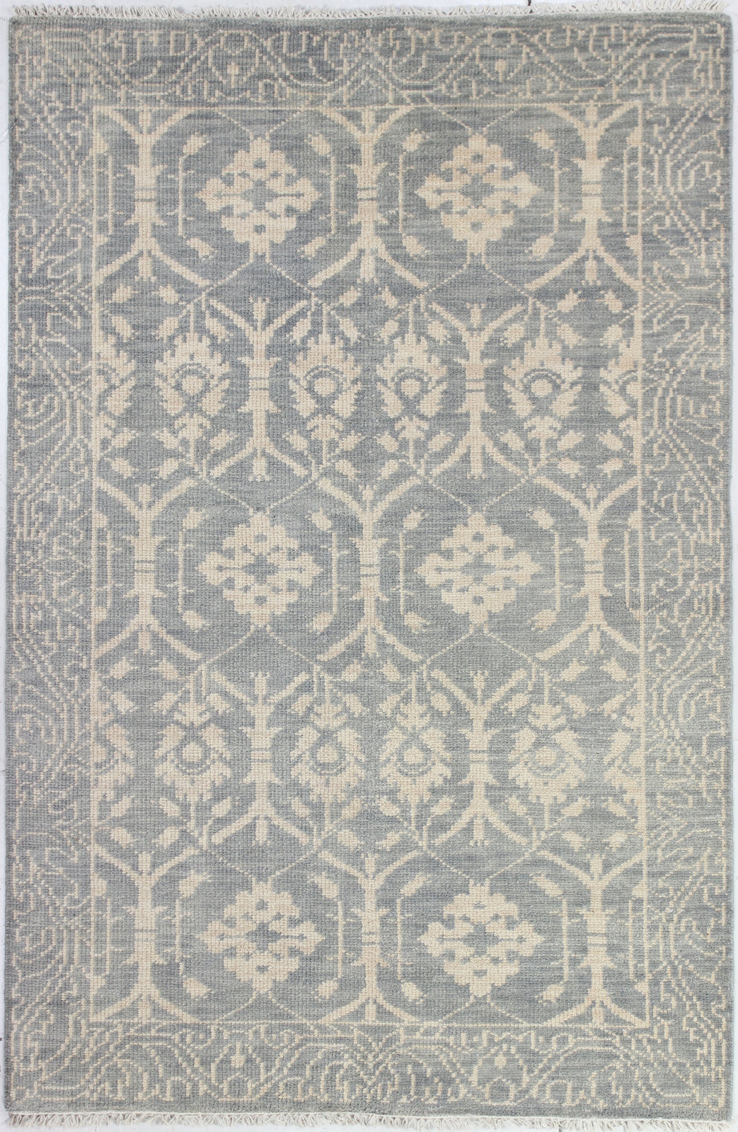 Bashian Artifact A154-AR103 Slate Area Rug main image