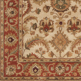 Surya Ancient Treasures A-160 Beige Area Rug Sample Swatch