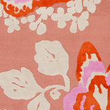Surya Abigail ABI-9003 Coral Machine Loomed Area Rug Sample Swatch