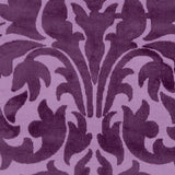 Surya Abigail ABI-9007 Eggplant Machine Loomed Area Rug Sample Swatch