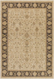 Surya Arabesque ABS-3038 Beige Area Rug 5'3'' X 7'3''