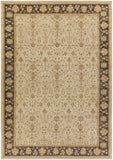 Surya Arabesque ABS-3038 Beige Area Rug main image