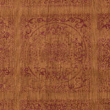Surya Arabesque ABS-3045 Camel Machine Loomed Area Rug Sample Swatch