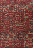 Surya Arabesque ABS-3052 Garnet Area Rug main image