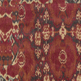 Surya Arabesque ABS-3052 Garnet Machine Loomed Area Rug Sample Swatch