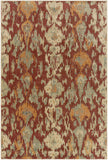 Surya Arabesque ABS-3056 Camel Area Rug 5'3'' X 7'3''