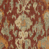 Surya Arabesque ABS-3056 Camel Machine Loomed Area Rug Sample Swatch