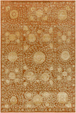 Surya Arabesque ABS-3058 Camel Area Rug 5'3'' X 7'3''
