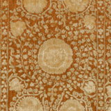 Surya Arabesque ABS-3058 Camel Machine Loomed Area Rug Sample Swatch