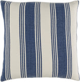 Surya Anchor Bay ACB004 Pillow 22 X 22 X 5 Poly filled