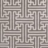 Surya Archive ACH-1702 Taupe Hand Woven Area Rug by Smithsonian Sample Swatch