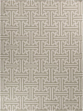 Surya Archive ACH-1705 Taupe Area Rug by Smithsonian 8' X 11'
