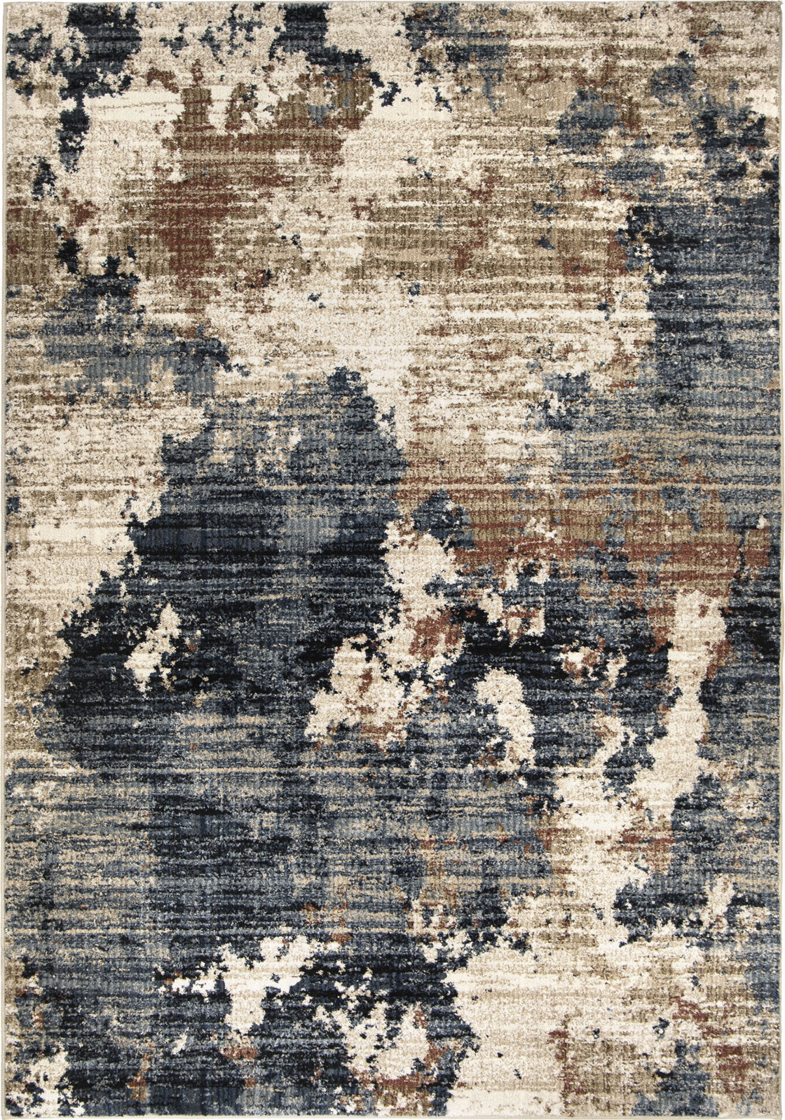 Orian Rugs Adagio High Plains Blue Area Rug by Palmetto Living main image