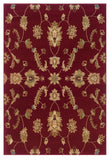 LR Resources Adana 80715 Red Area Rug