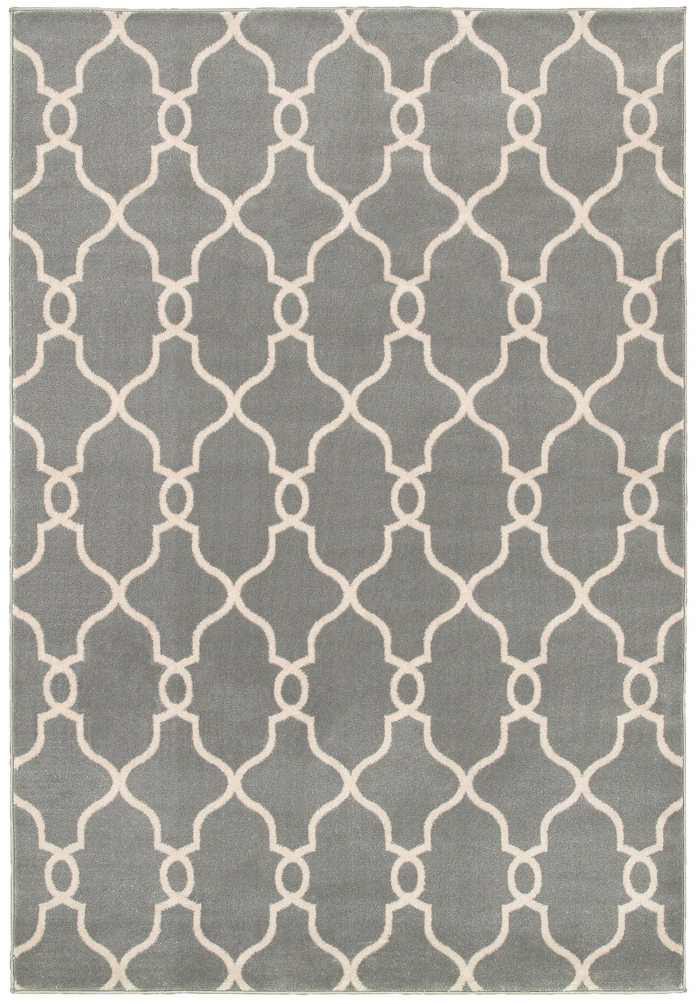 LR Resources Adana 80986 Gray Area Rug