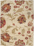 Surya Alfredo AFR-3300 Beige Machine Loomed Area Rug