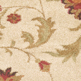Surya Alfredo AFR-3300 Beige Machine Loomed Area Rug Sample Swatch