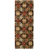 Surya Alfredo AFR-3329 Chocolate Area Rug 2'7'' x 7'3'' Runner