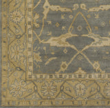 Surya Ainsley AIN-1010 Slate Hand Knotted Area Rug Sample Swatch