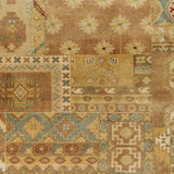 Surya Ainsley AIN-1011 Gold Hand Knotted Area Rug Sample Swatch