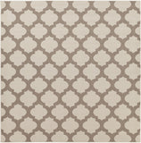 Surya Alfresco ALF-9586 Taupe Area Rug 8'9'' Square