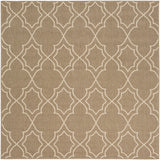 Surya Alfresco ALF-9587 Taupe Area Rug 7'3'' Square