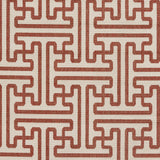 Surya Alfresco ALF-9600 Cherry Machine Loomed Area Rug Sample Swatch