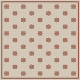 Surya Alfresco ALF-9605 Beige Area Rug 7'3'' Square
