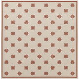 Surya Alfresco ALF-9605 Beige Area Rug 8'9'' Square