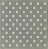 Surya Alfresco ALF-9606 Moss Area Rug 8'9'' Square