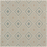 Surya Alfresco ALF-9620 Moss Area Rug 7'3'' Square