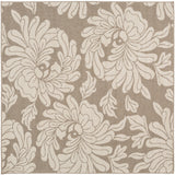 Surya Alfresco ALF-9623 Beige Area Rug 7'3'' Square