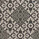 Surya Alfresco ALF-9637 Black Machine Loomed Area Rug Sample Swatch