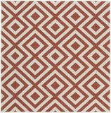Surya Alfresco ALF-9642 Area Rug 7'3'' Square