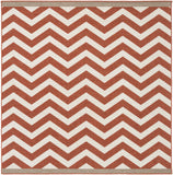Surya Alfresco ALF-9647 Cherry Area Rug 7'3'' Square