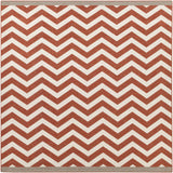 Surya Alfresco ALF-9647 Cherry Area Rug 8'9'' Square