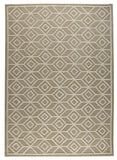 MAT Blanc Alhambra Beige Area Rug main image