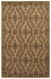 LR Resources Allure 03832 Oatmeal Hand Woven Area Rug 5' x 7' 9''