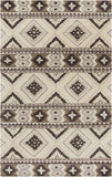Surya Albuquerque ALQ-402 Light Gray Area Rug 5' x 8'