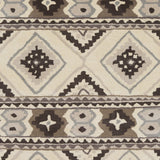 Surya Albuquerque ALQ-402 Light Gray Hand Tufted Area Rug Sample Swatch