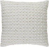 Surya Ashlar ALR-004 Pillow 22 X 22 X 5 Poly filled